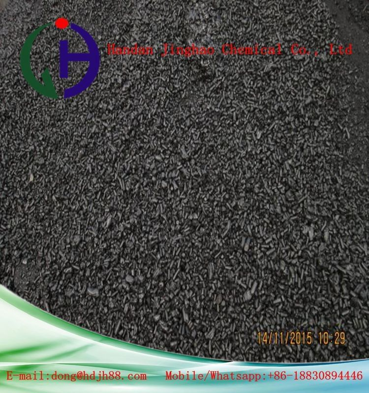Cold Mix Modified Coal Tar Pitch Black Brittle Solid For Electrolytic Aluminium